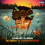 Cd August Alsina The Product Iii: Stateofemergency [explicit